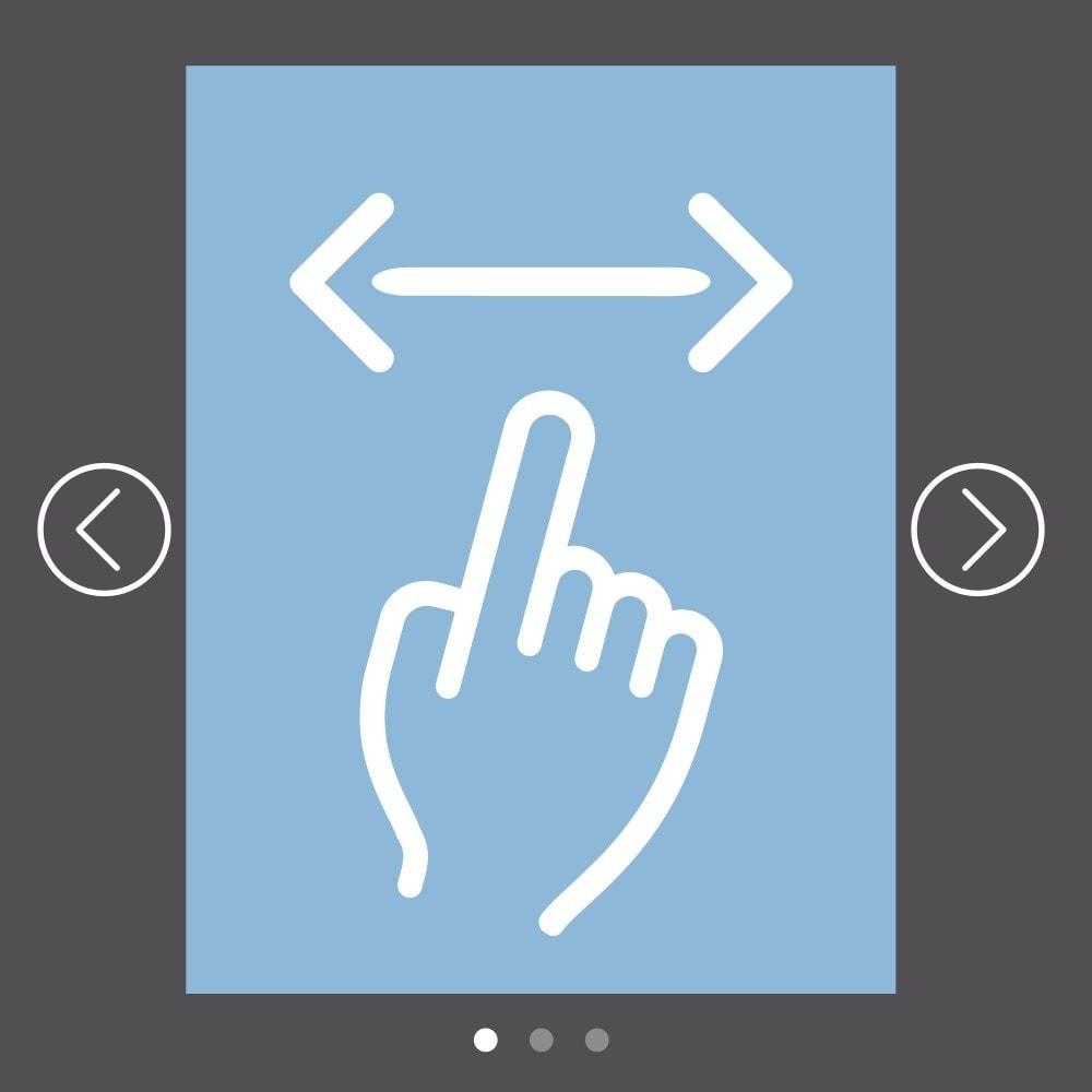 module - Sliders y Galerías de imágenes - Slider de imágenes en la ficha de producto móvil - 3