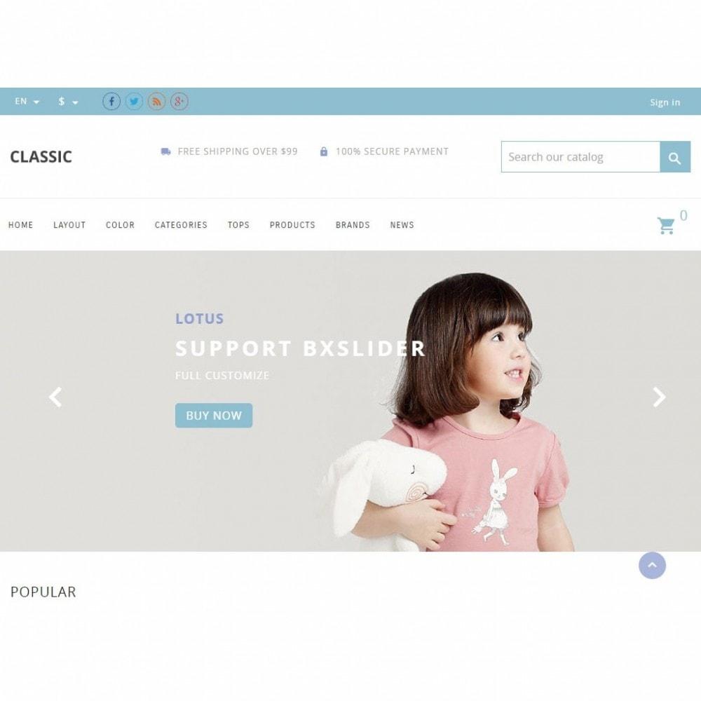 theme - Enfants & Jouets - Lotus Kids Store - 5