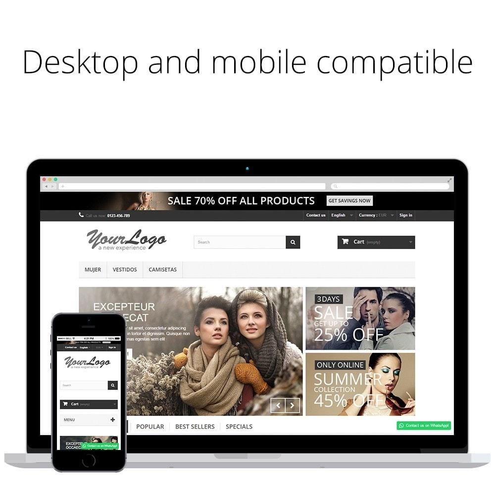 module - Wsparcie & Czat online - WhatsApp Live Chat With Customers et WhatsApp Business - 2