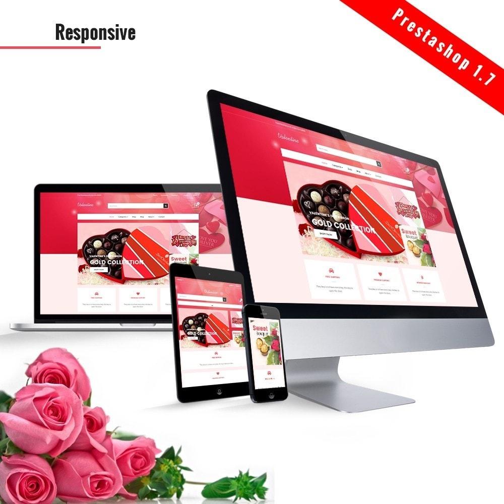 theme - Regalos, Flores y Celebraciones - Leo Valentine - 1