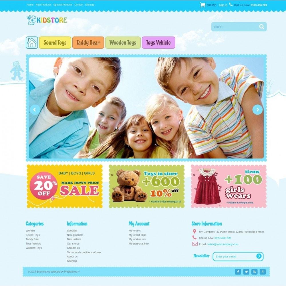 theme - Kinderen & Speelgoed - kidstore3.2 - 1