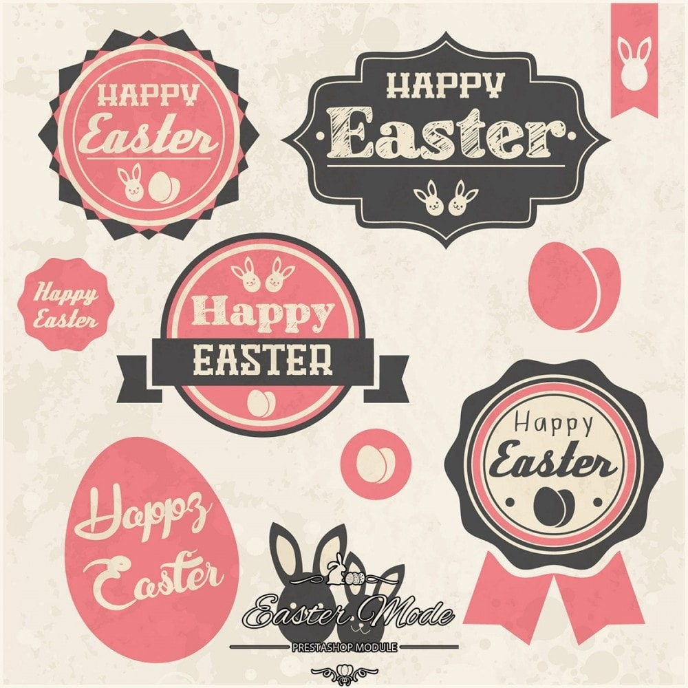 module - Page Customization - Easter Mode - Theme customizer - 30
