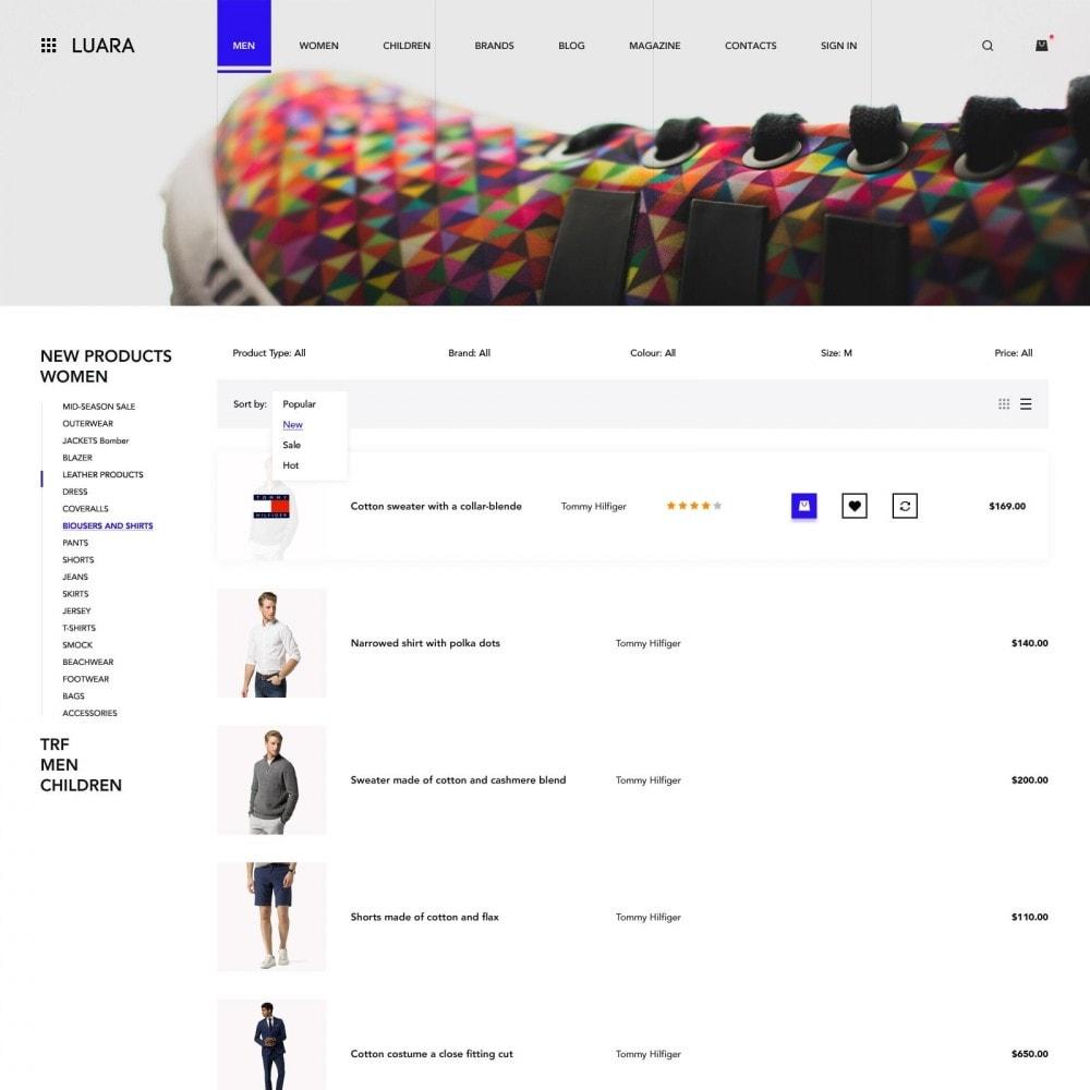 theme - Мода и обувь - Laura - Магазин Одежды - 3