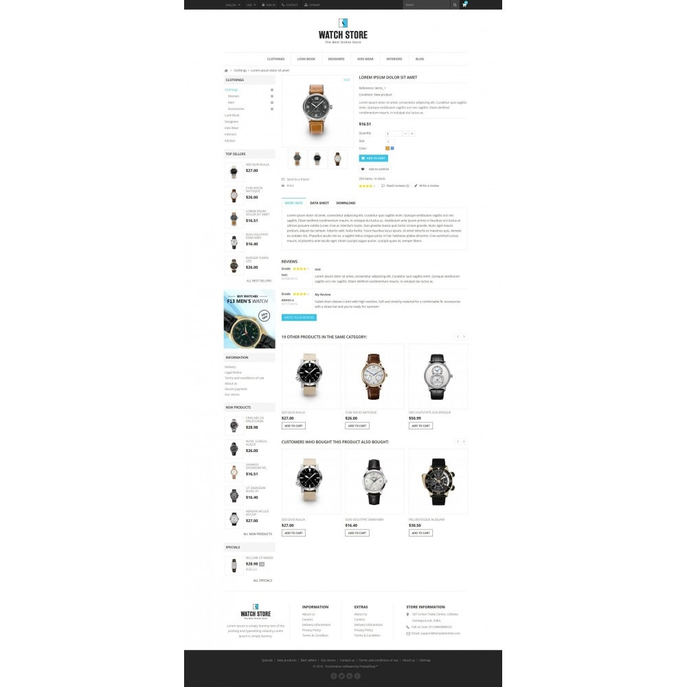 theme - Jewelry & Accessories - Latest Watch Store - 5