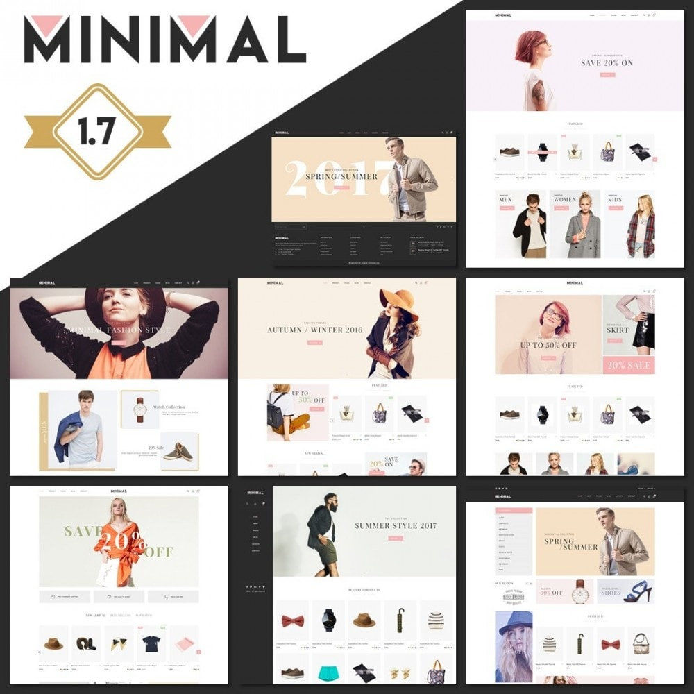 theme - Fashion & Shoes - JMS Minimal 1.7 - 1
