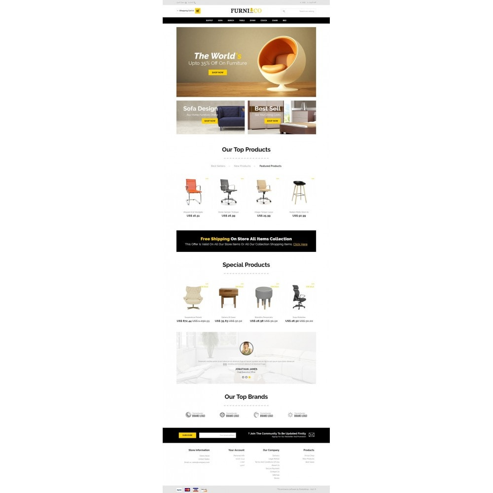 theme - Huis & Buitenleven - Furni - Online Furniture Store - 6