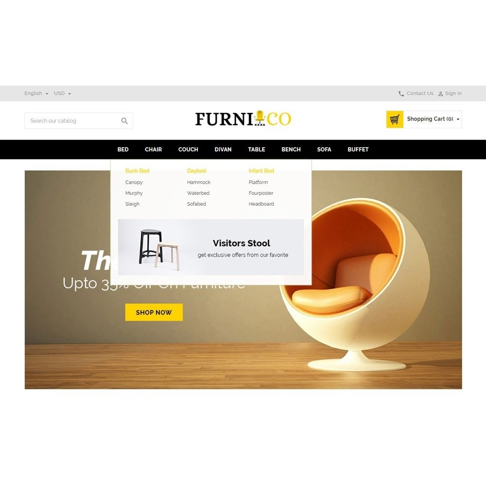 theme - Huis & Buitenleven - Furni - Online Furniture Store - 8