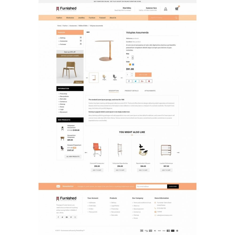 theme - Huis & Buitenleven - Furnished - Best Online Store - 5