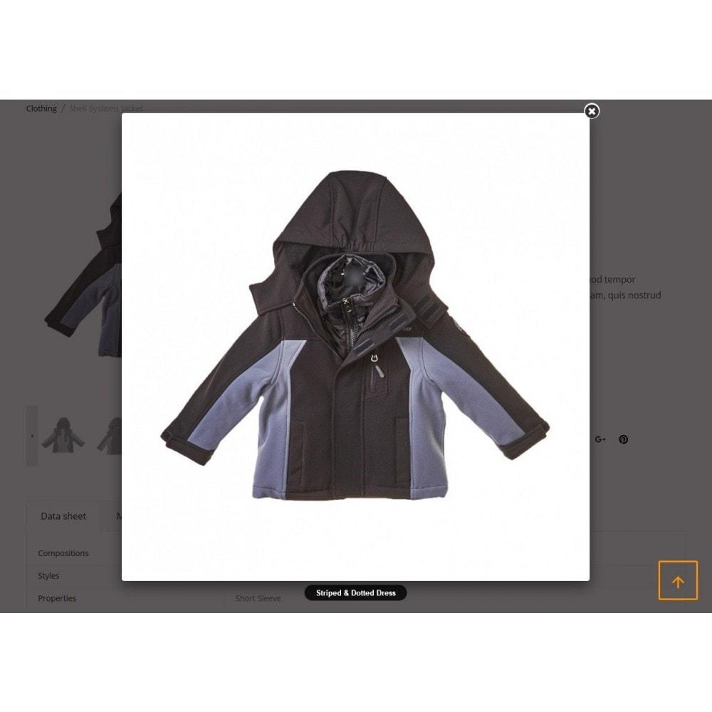 theme - Kinderen & Speelgoed - Quantify - Kids Clothes - 10