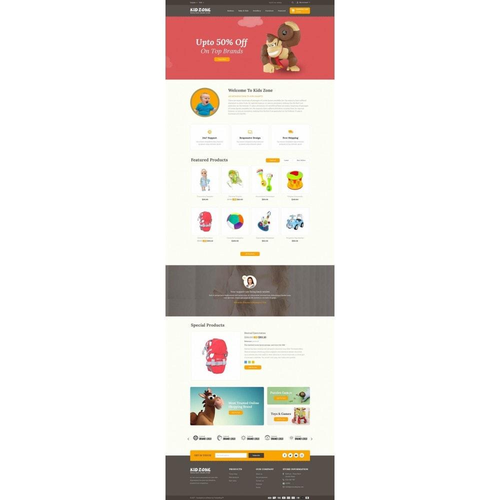theme - Kinderen & Speelgoed - Kid Zone Online Store - 2