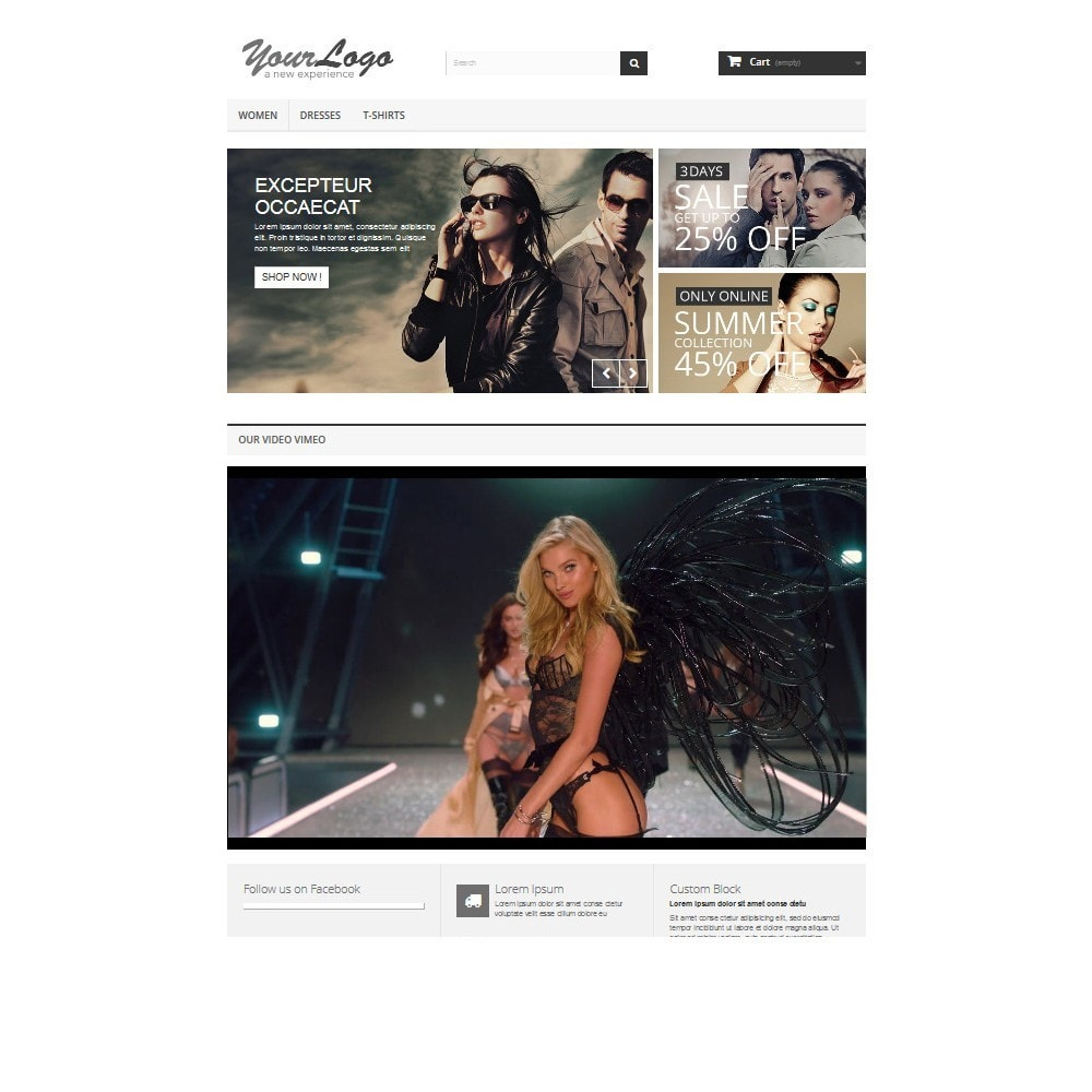 module - Video's & Muziek - Import Responsive Video from Vimeo - 2