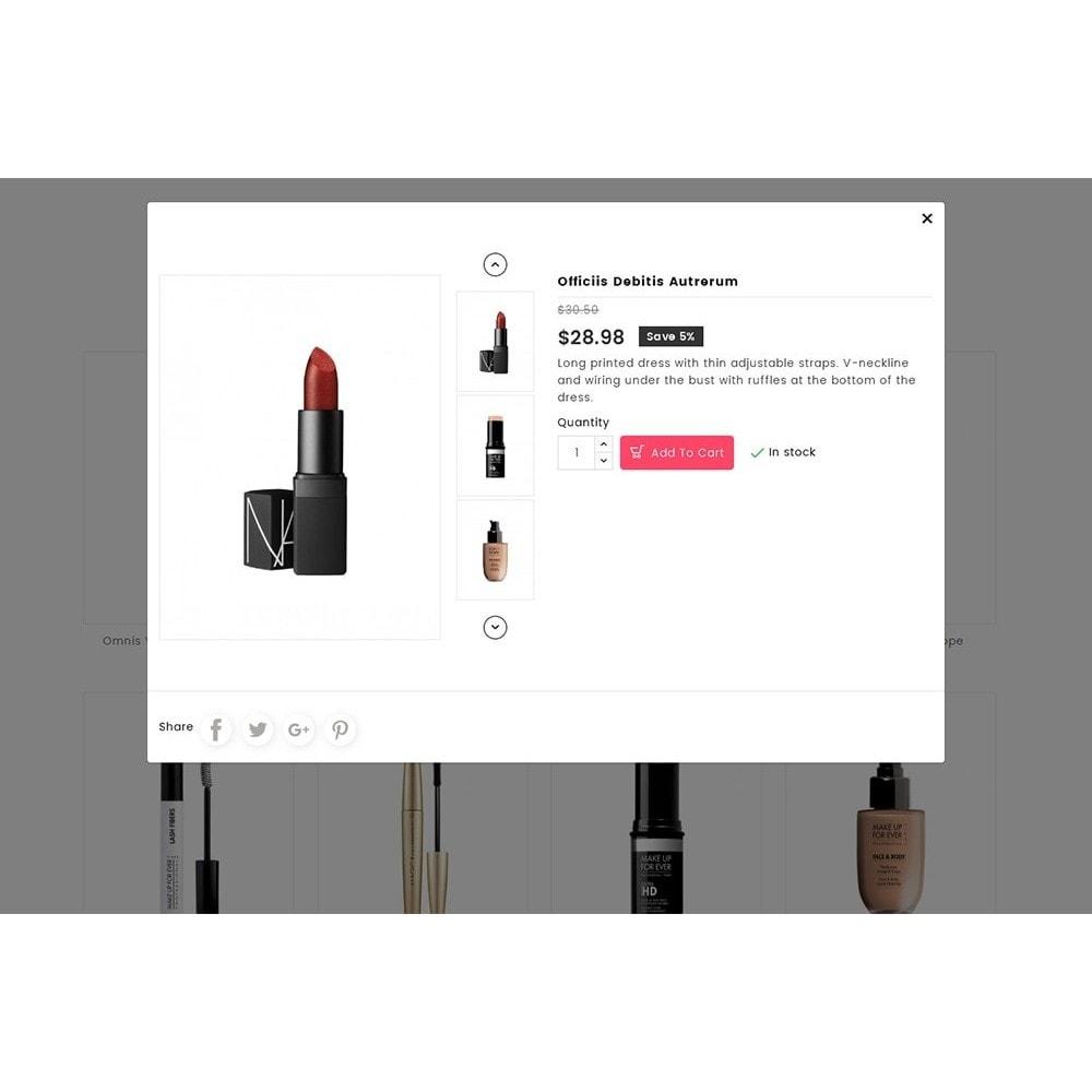 theme - Здоровье и красота - Cosmetics Store - 7