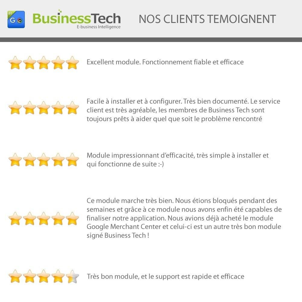 module - Fidélisation & Parrainage - Google Avis Clients (Google Customer Reviews) - 2