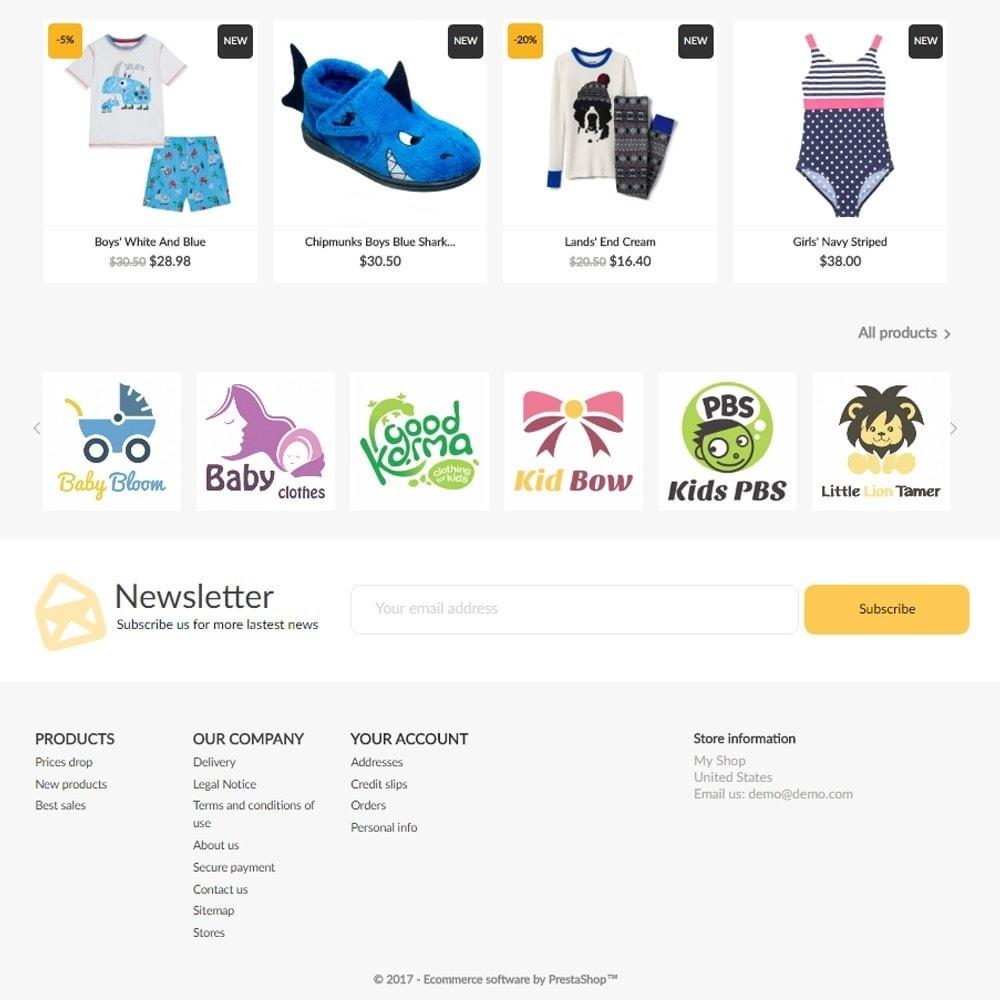 theme - Enfants & Jouets - KidsShop - 4