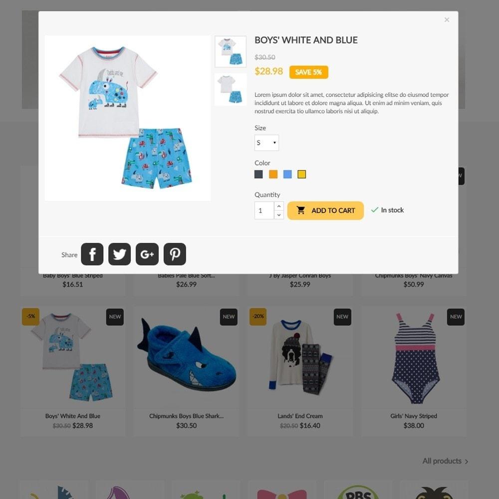 theme - Enfants & Jouets - KidsShop - 5