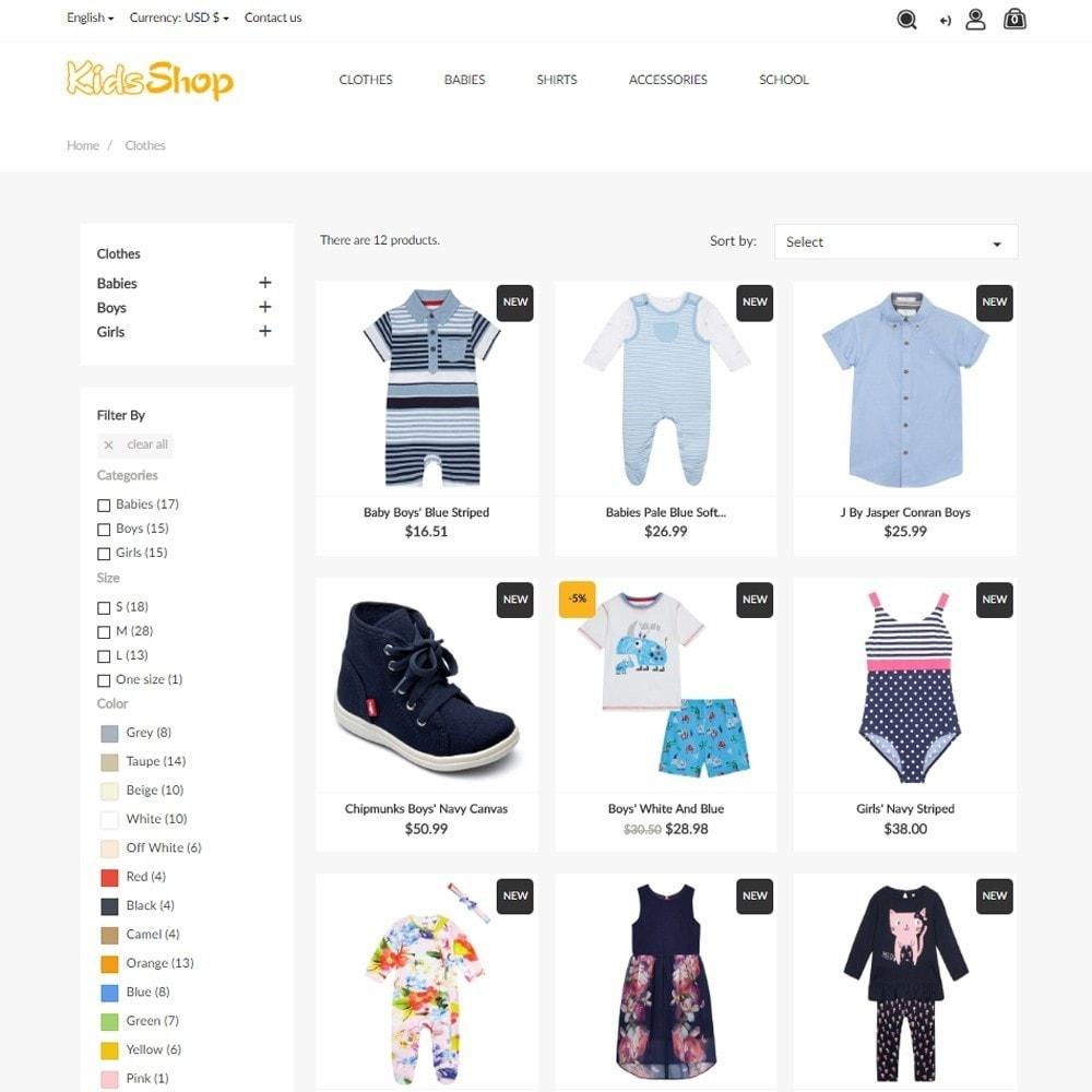theme - Enfants & Jouets - KidsShop - 6