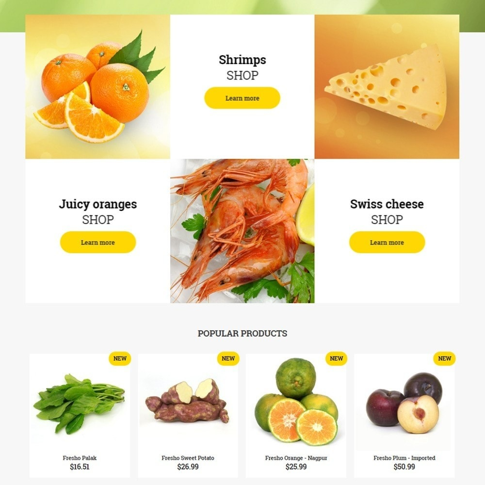 theme - Alimentos & Restaurantes - GoodFood - 3