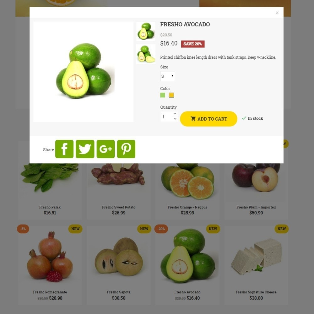 theme - Alimentos & Restaurantes - GoodFood - 5