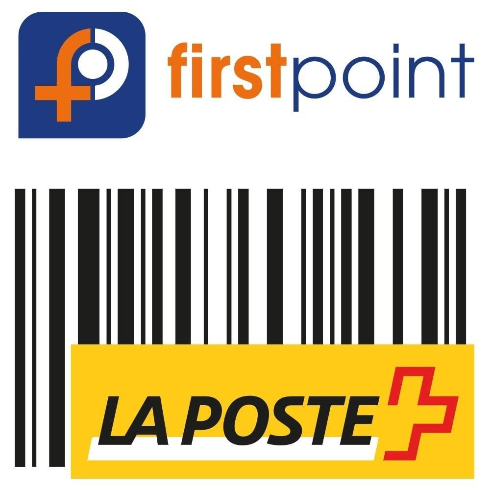 module - Transporteurs - Poste Suisse - Webservice «Code à barres» / étiquettes - 1