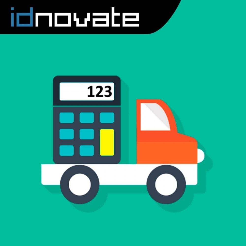 module - Gastos de transporte - Gastos de envío con/sin reglas de carrito/descuentos - 1