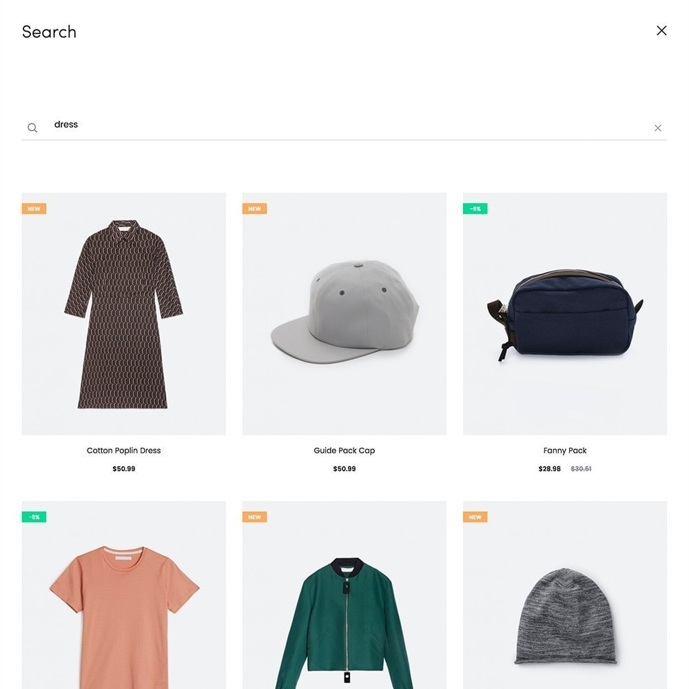 theme - Fashion & Shoes - mlc14 - A Unique and Modern e-Commerce - 9
