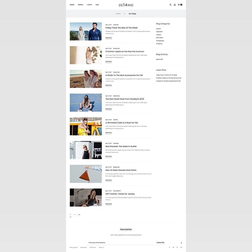 theme - Mode & Schoenen - mlc14 - A Unique and Modern e-Commerce - 14