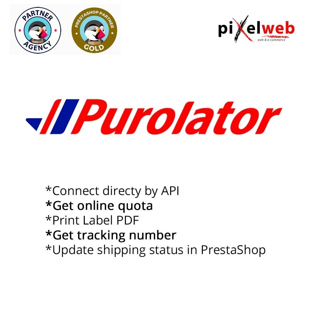 module - Shipping Carriers - Purolator Canada - 1