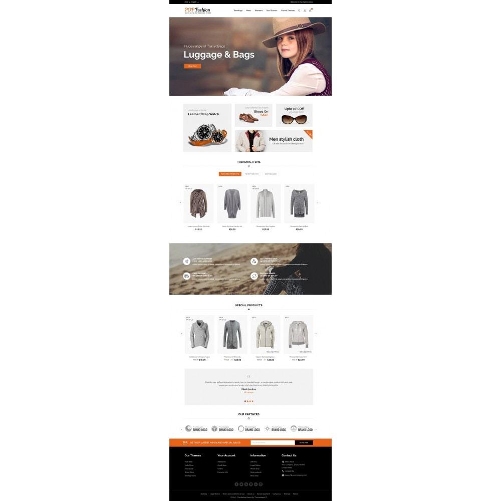 theme - Moda & Calzature - Popfashion - Fashion Store - 2