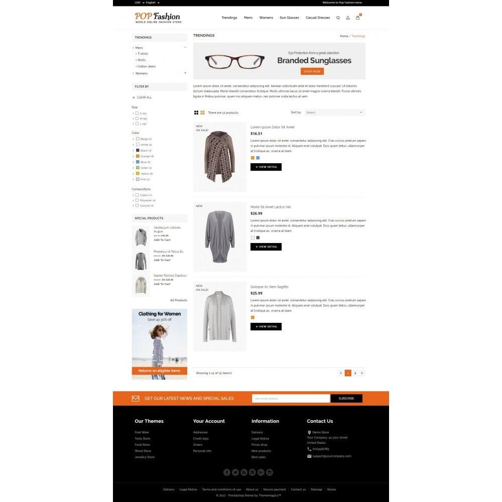 theme - Moda & Calzature - Popfashion - Fashion Store - 4