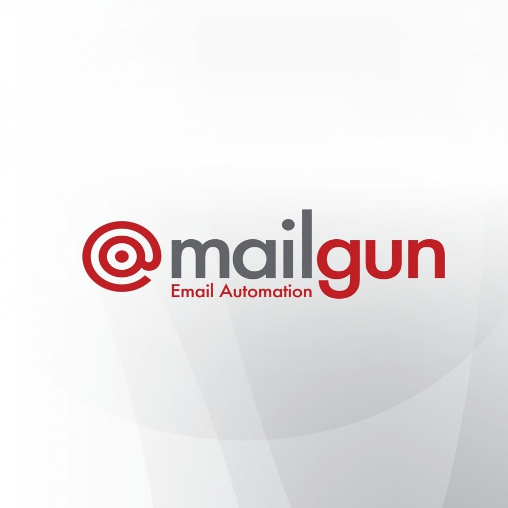 module - Newsletter & SMS - Mailgun connector - Powerful email delivery - 1