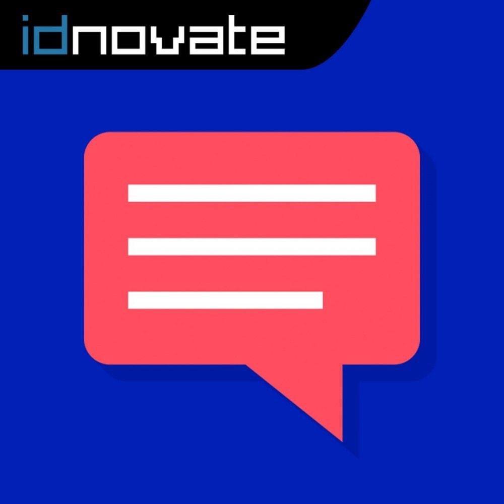 module - Pop-up - Popup al entrar, salir, añadir producto y newsletter - 1