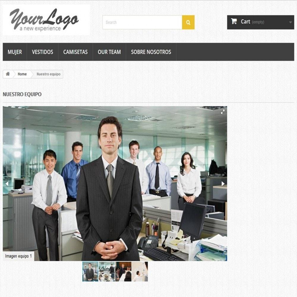 module - Sliders y Galerías de imágenes - Galería de fotos y videos Fotorama - 7