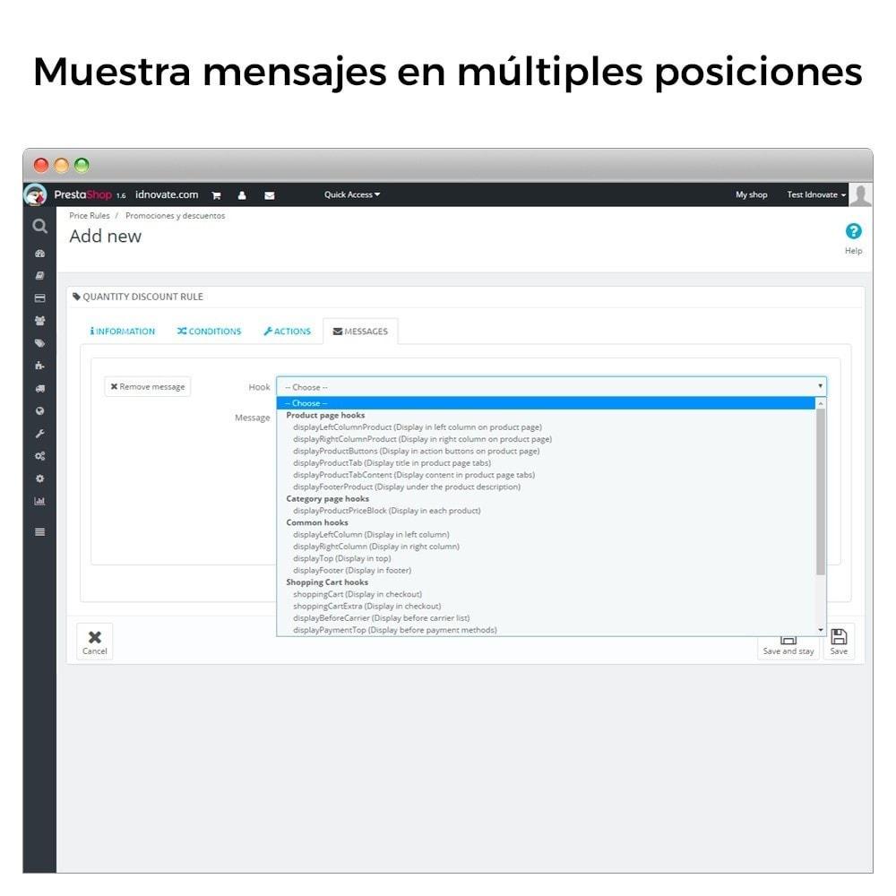 module - Promociones y Regalos - Promociones y descuentos - (3x2, descuentos, ofertas) - 4