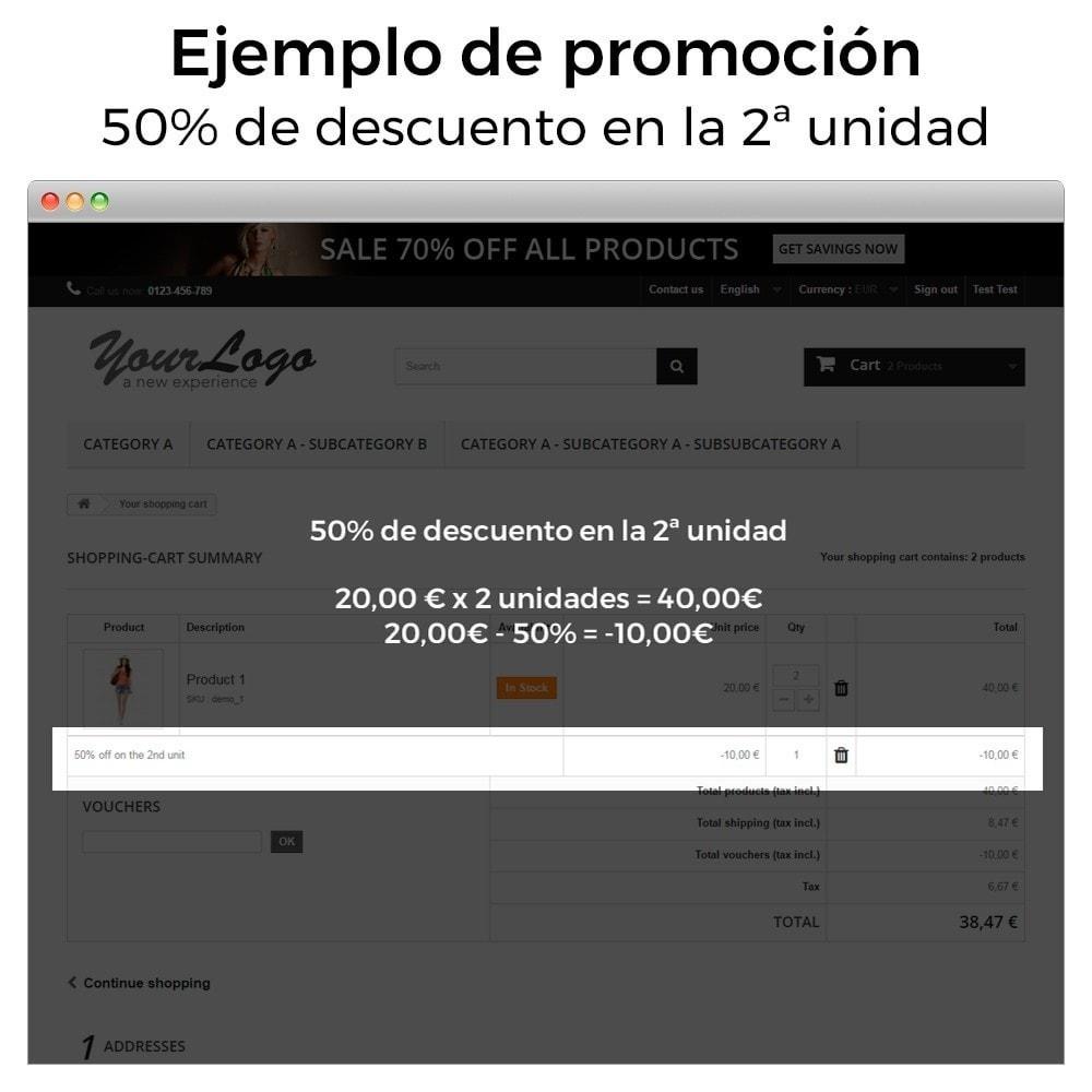 module - Promociones y Regalos - Promociones y descuentos - (3x2, descuentos, ofertas) - 7