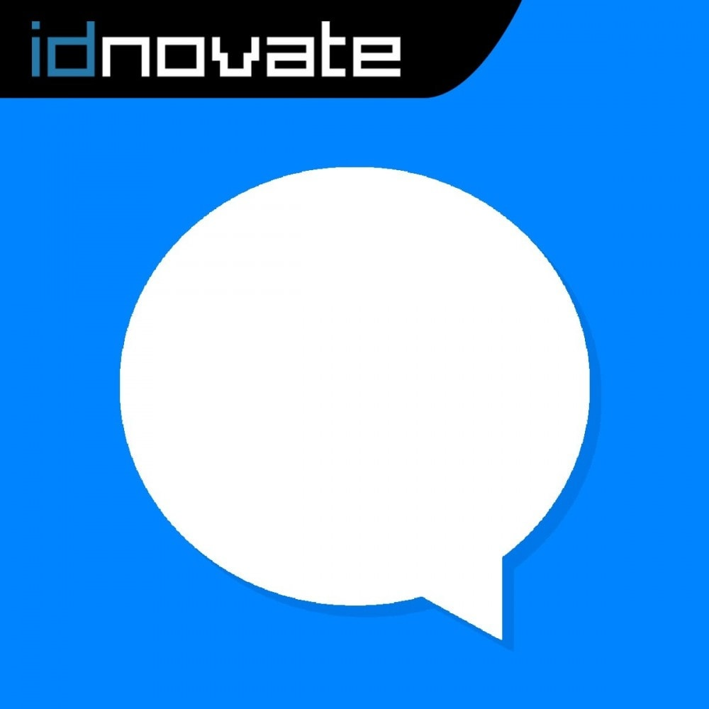 module - Support & Online Chat - Messenger Live chat - for social network - 1