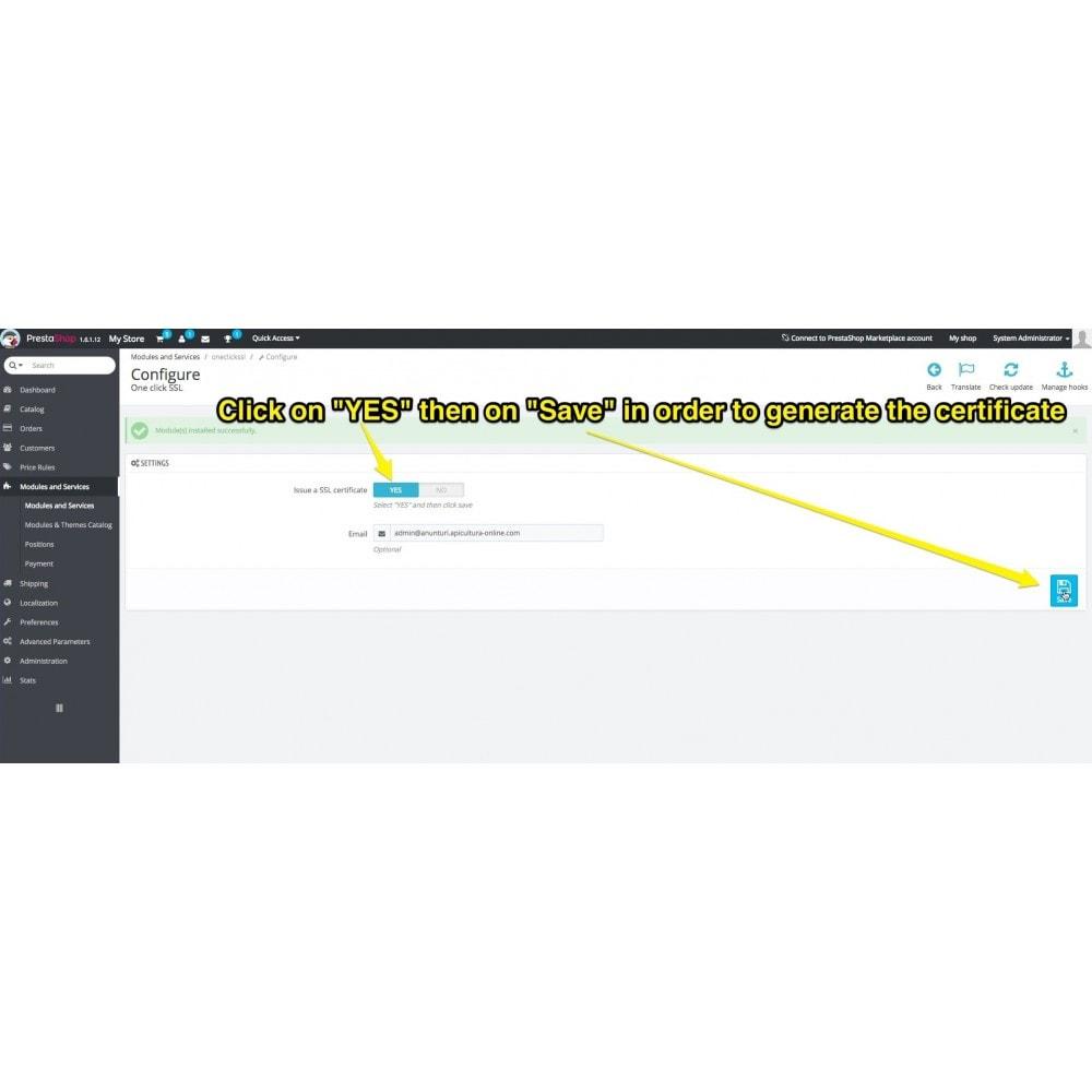 One click ssl lets encrypt prestashop addons module security access one click ssl lets encrypt 2 1betcityfo Image collections