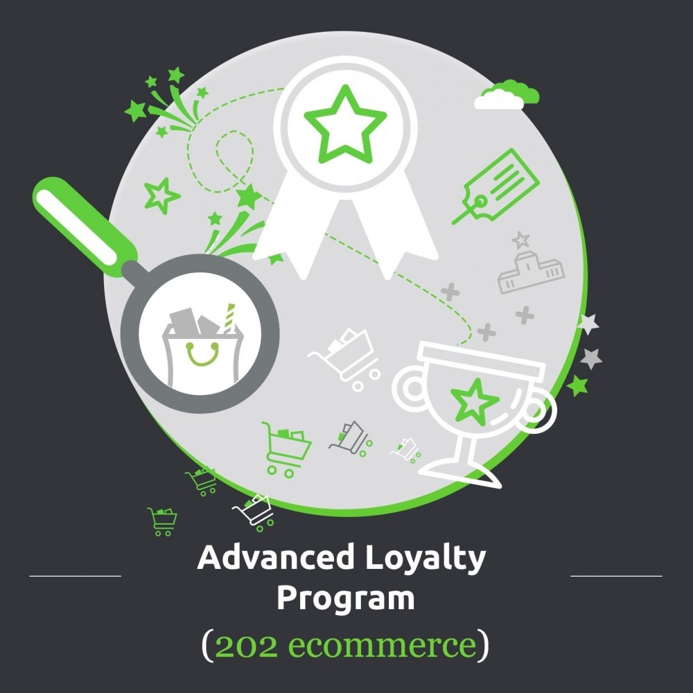 module - Empfehlungs- & Kundenbindungsprogramme - Advanced Loyalty Program: Loyalty Points - 1