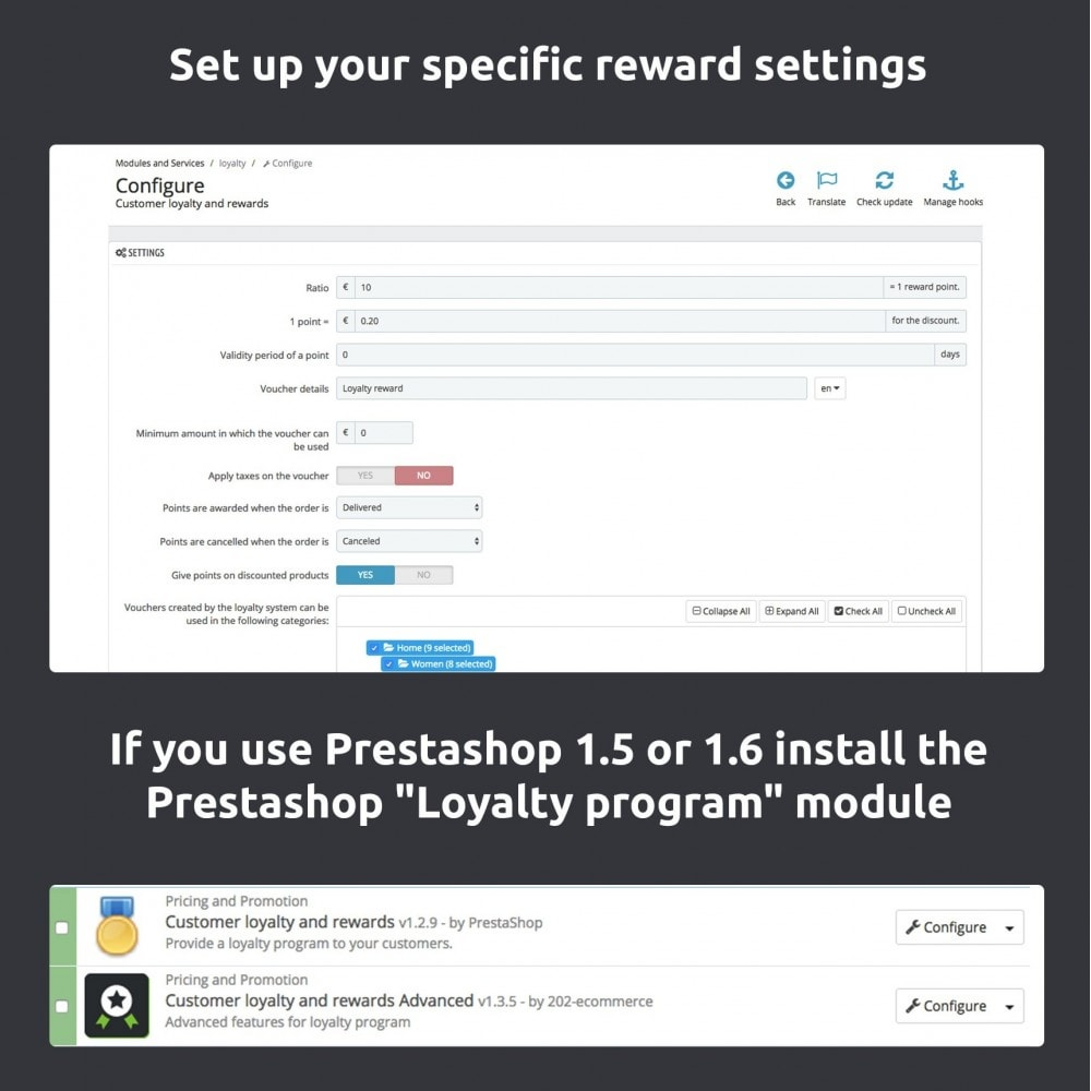 module - Loyaliteitsprogramma - Advanced Loyalty Program: Loyalty Points - 4