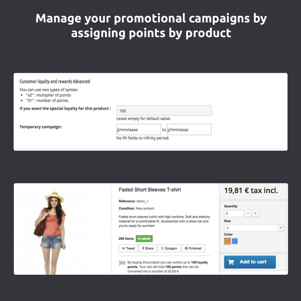 module - Referral & Loyalty Programs - Advanced Loyalty Program: Loyalty Points - 5