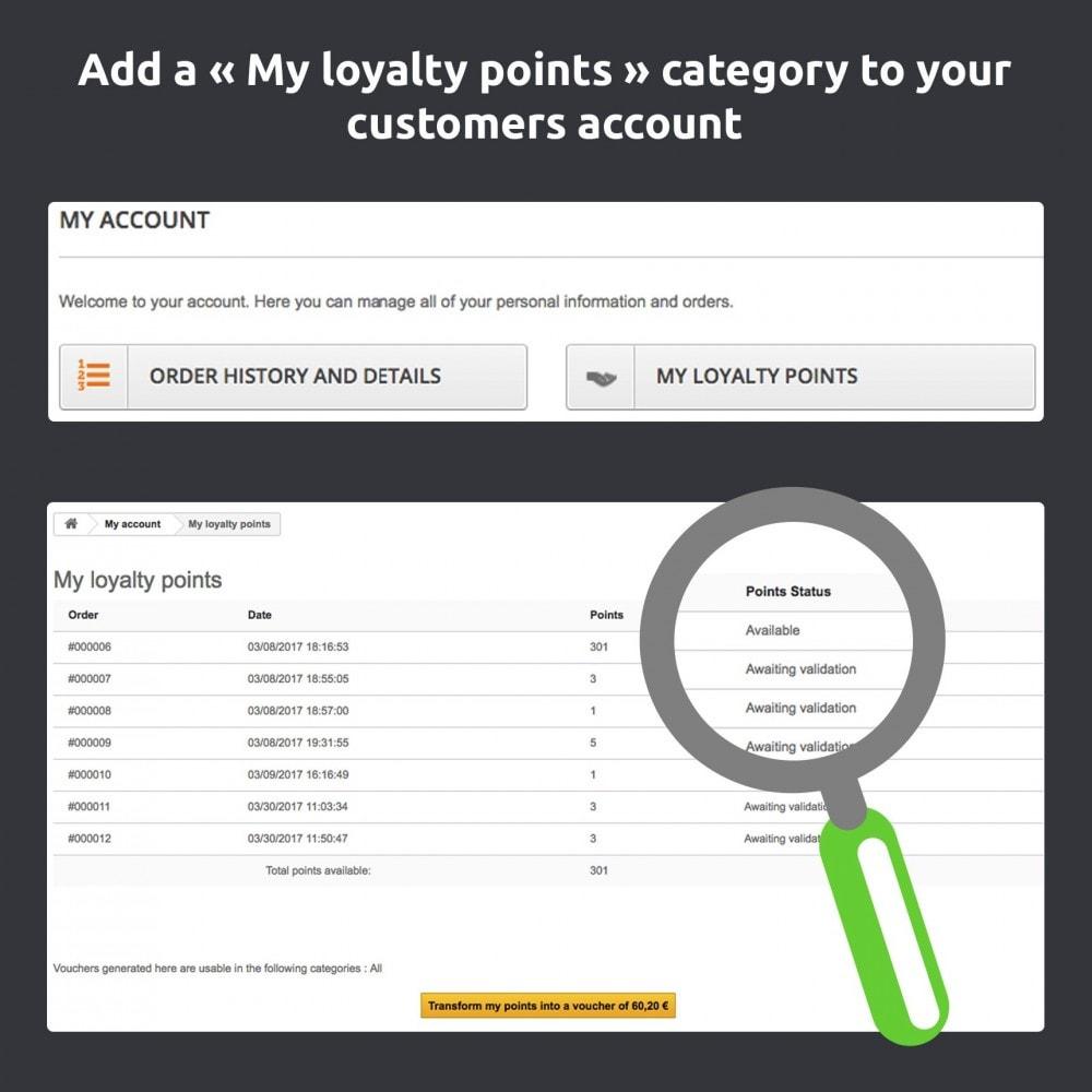 module - Fidelização & Apadrinhamento - Advanced Loyalty Program: Loyalty Points - 8
