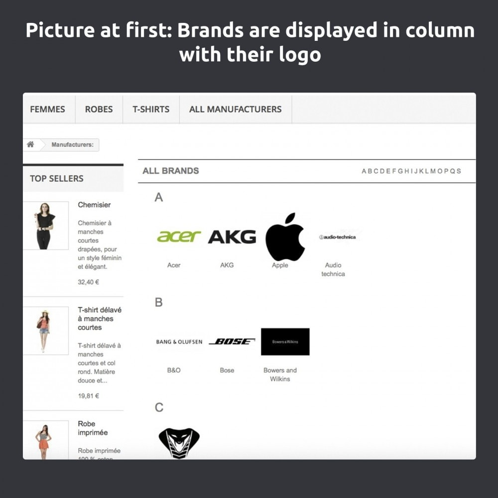 module - Brands & Manufacturers - Change And Improve The Brands / Manufacturers Page - 6