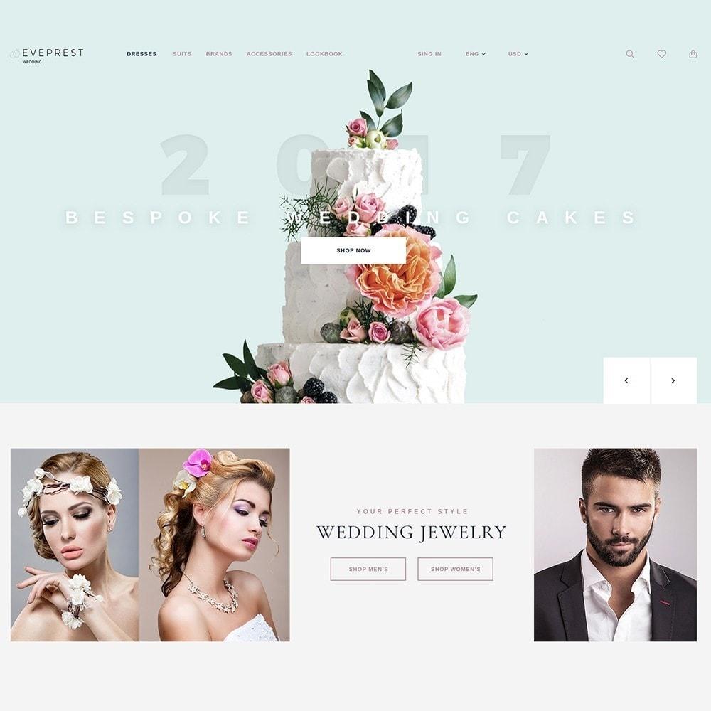 theme - Geschenke, Blumen & Feiern - EvePrest Wedding - Wedding Online Store - 2