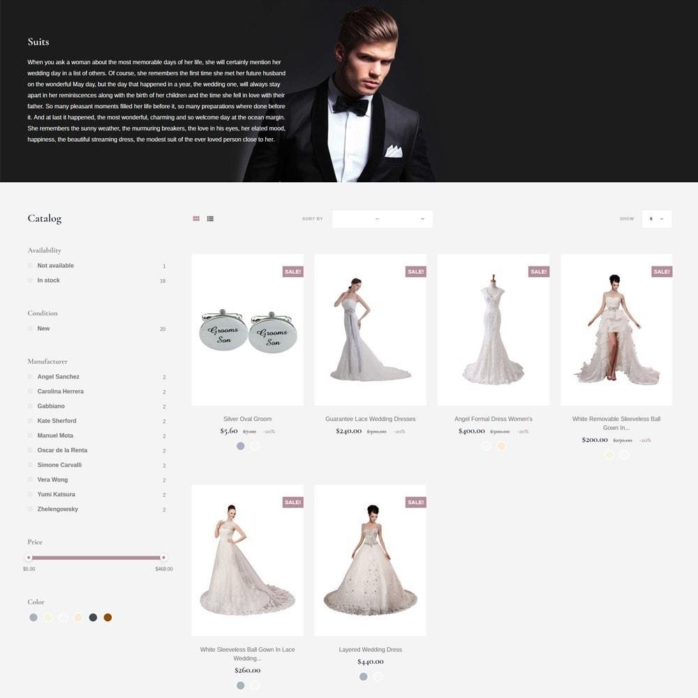 theme - Regali, Fiori & Feste - EvePrest Wedding - Wedding Online Store - 7