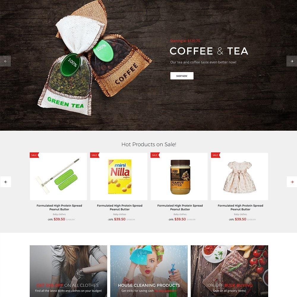 theme - Żywność & Restauracje - EvePrest Supermarket - Supermarket Online Store - 10