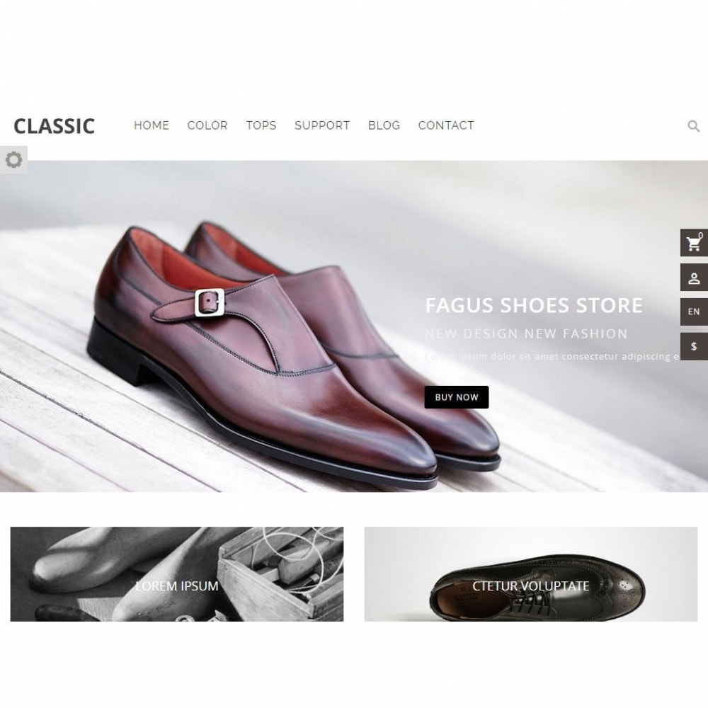theme - Mode & Chaussures - UP Fagus Shoes Store - 7