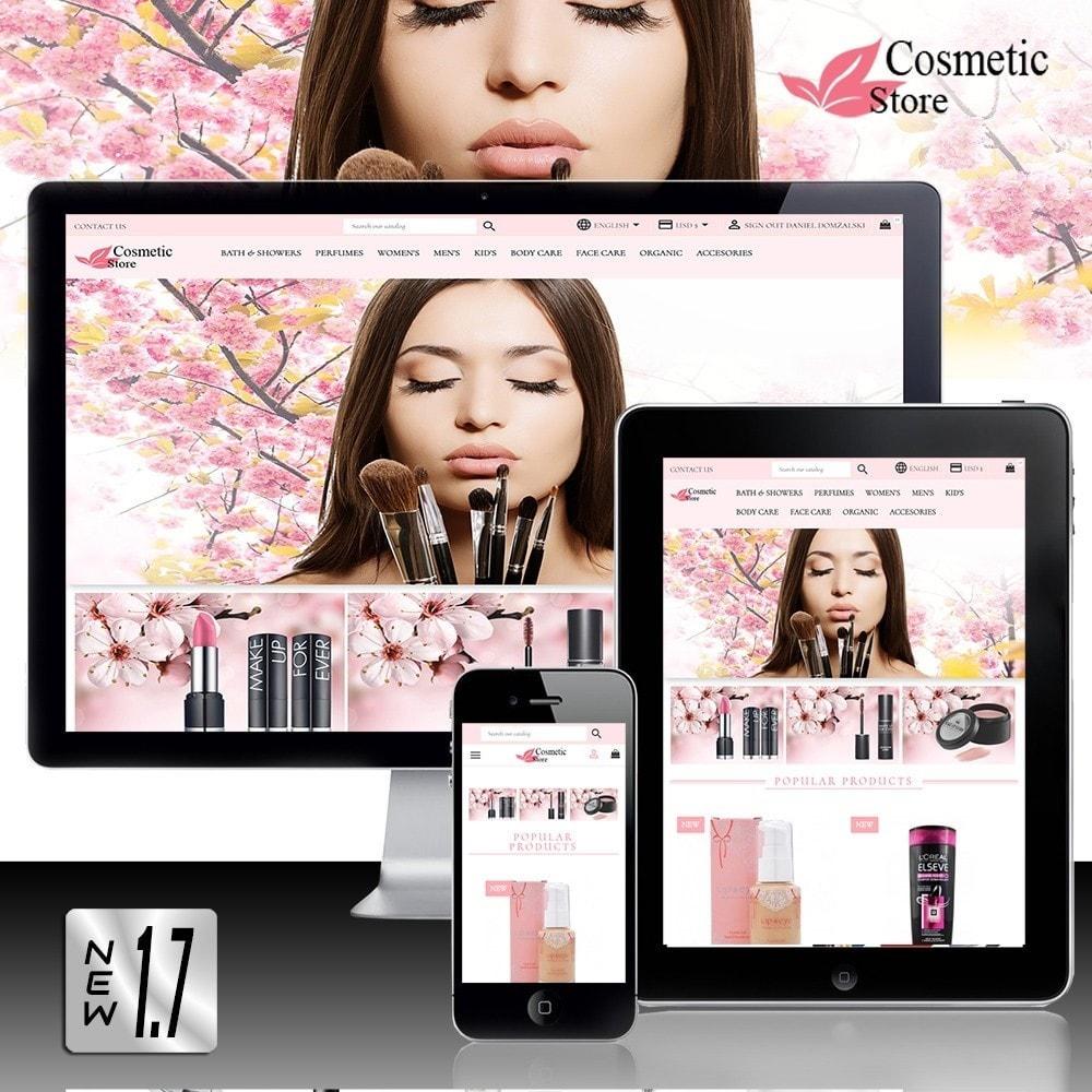 theme - Zdrowie & Uroda - Cosmetic Store - 2