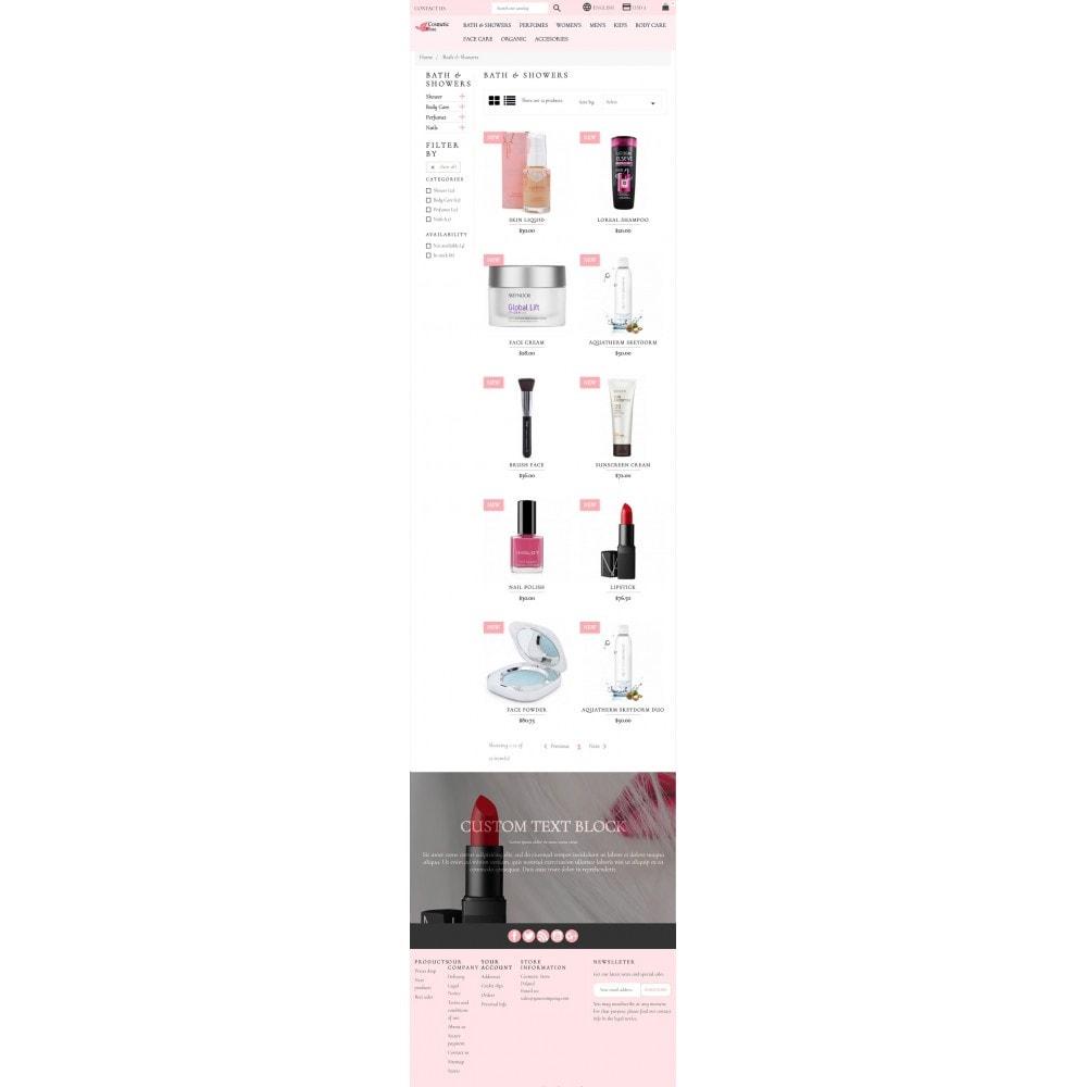 theme - Zdrowie & Uroda - Cosmetic Store - 8
