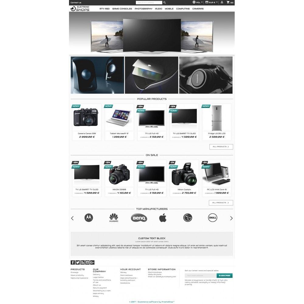 theme - Elektronika & High Tech - Sklepy Elektroniczne - 3