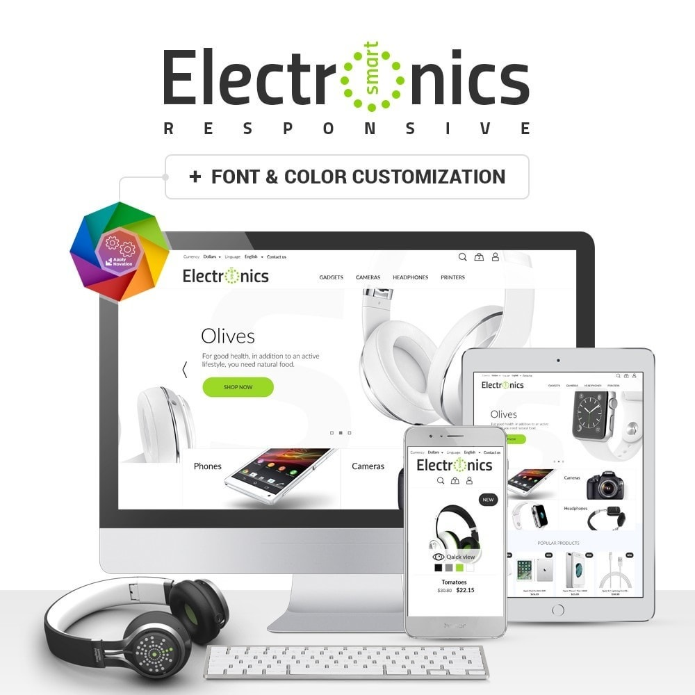 theme - Elektronica & High Tech - Smart Electronics - 1