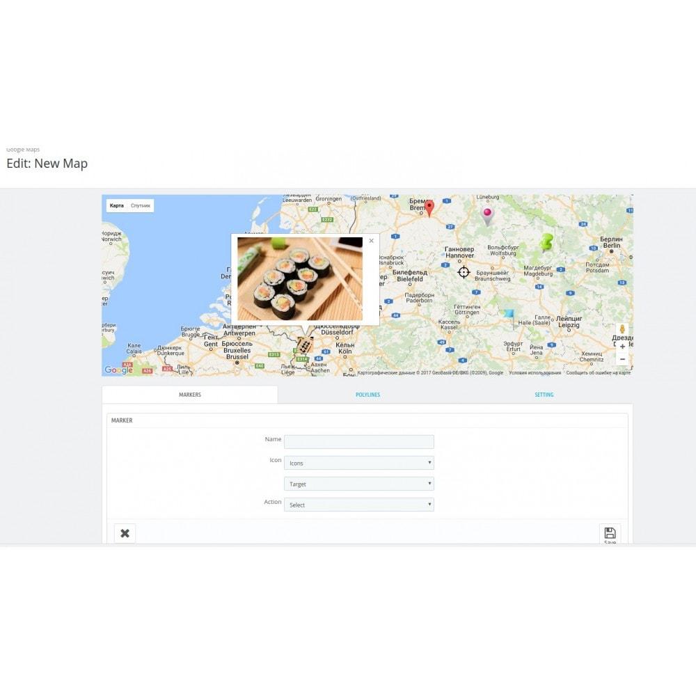 module - International & Localisation - Google Maps Area - 2